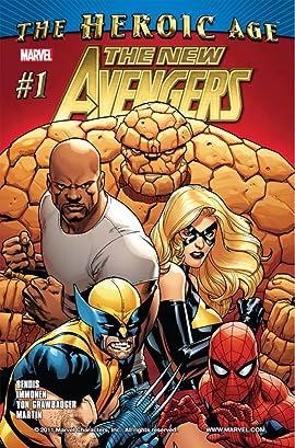 New Avengers (2010-2012) #1