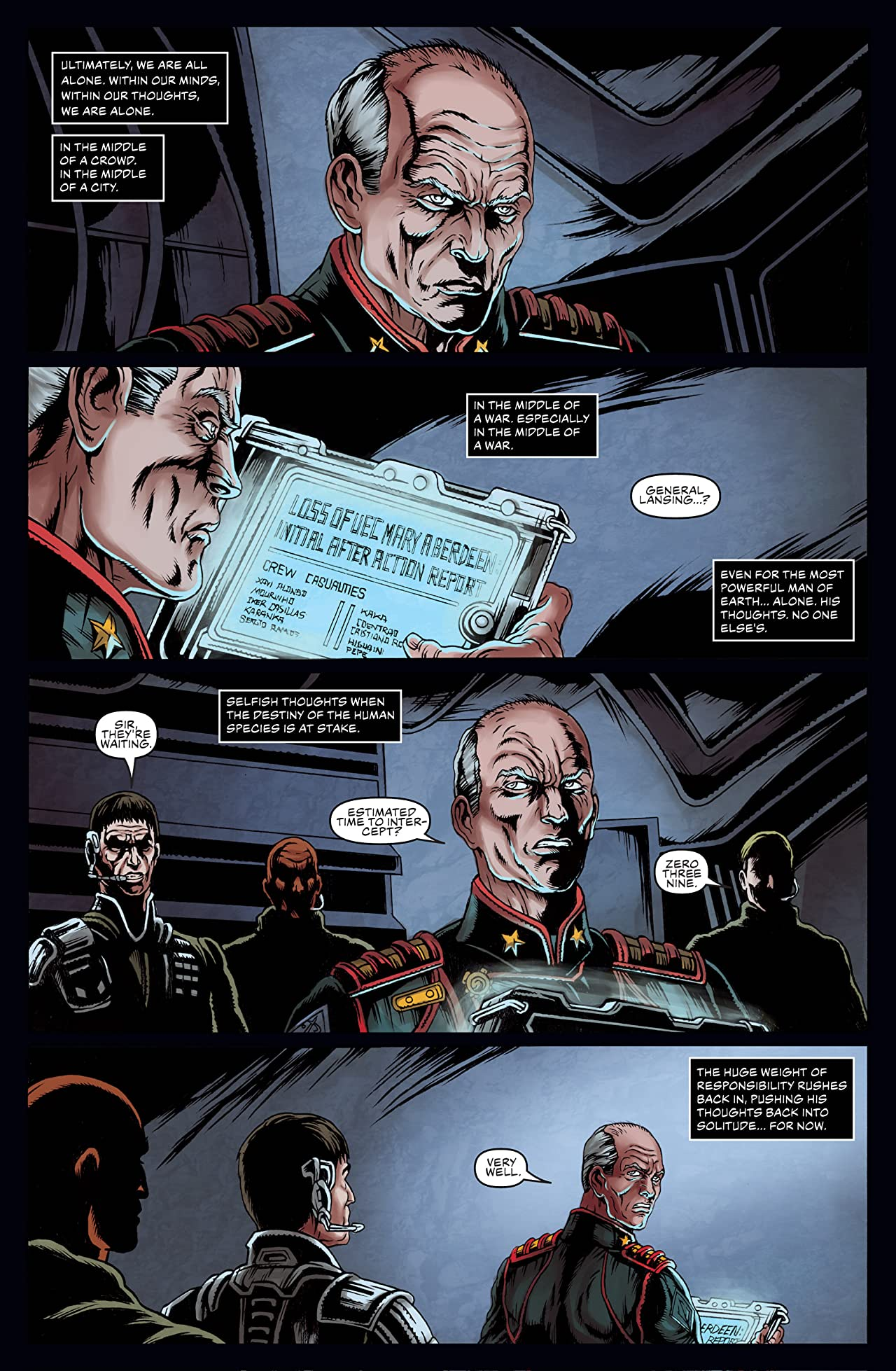 Stalag-X: Blood War #3