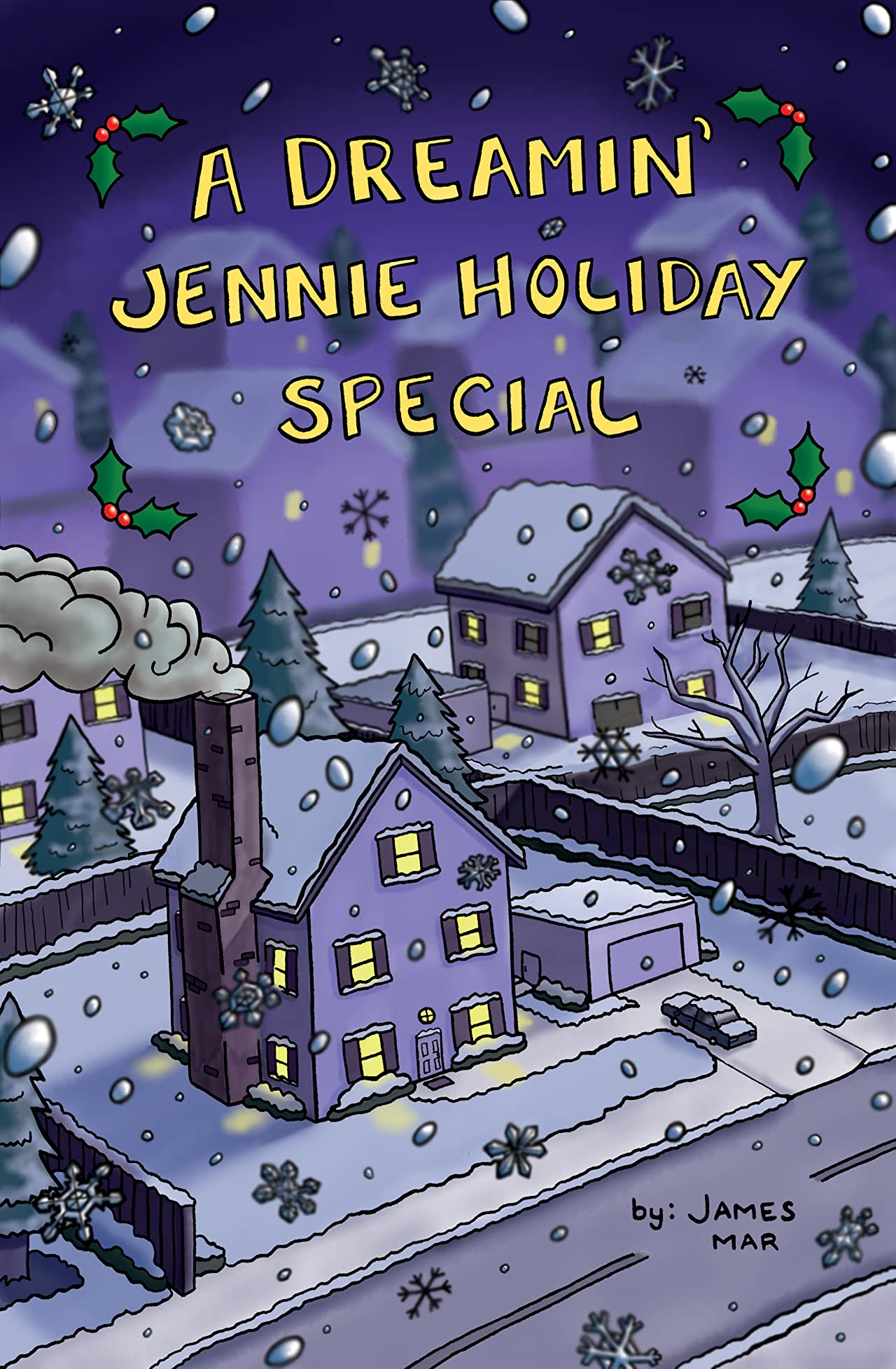 A Dreamin' Jennie Holiday Special