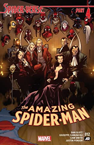 Amazing Spider-Man (2014-2015) No.12