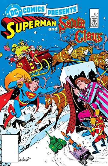 DC Comics Presents (1978-1986) #67