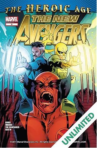 New Avengers (2010-2012) #3