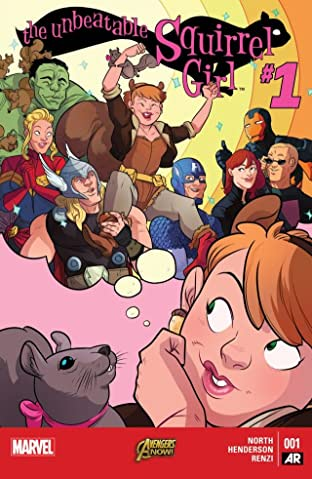 The Unbeatable Squirrel Girl (2015) No.1