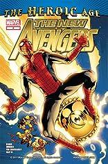 New Avengers (2010-2012) #4