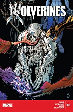 Wolverines (2015) #1