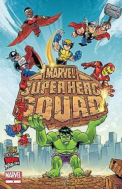 Marvel Super Hero Squad No.1 (sur 4)