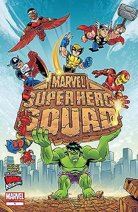 Marvel Super Hero Squad #1 (of 4)