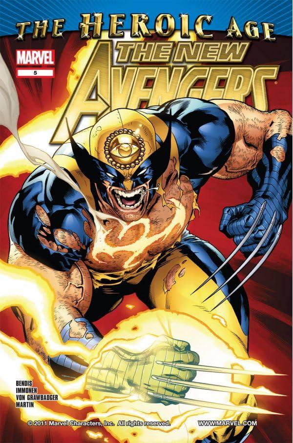 New Avengers (2010-2012) #5