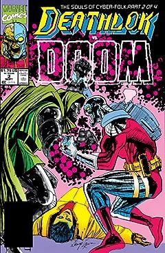 Deathlok (1991-1994) #3