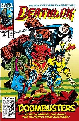 Deathlok (1991-1994) #5