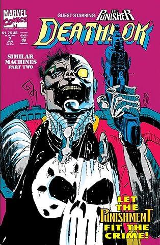 Deathlok (1991-1994) #7