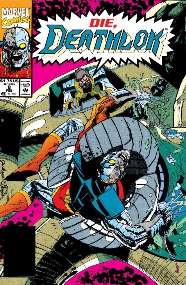 Deathlok (1991-1994) #8