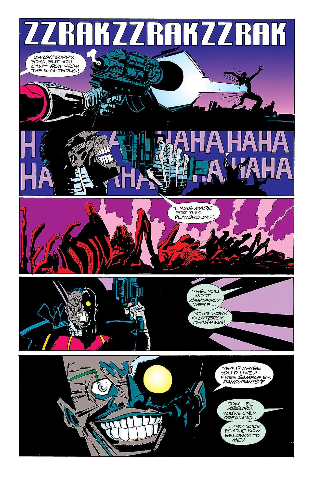 Deathlok (1991-1994) #9