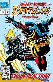 Deathlok (1991-1994) #10