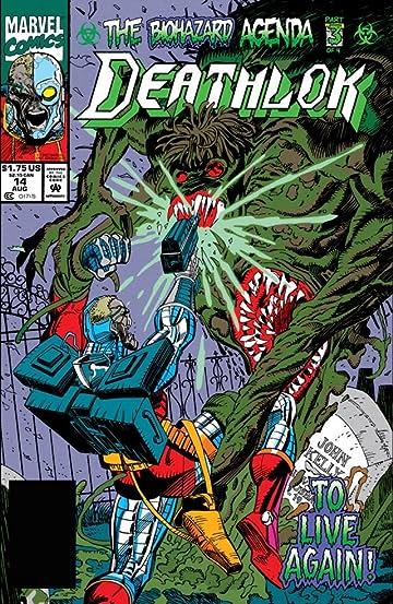 Deathlok (1991-1994) #14