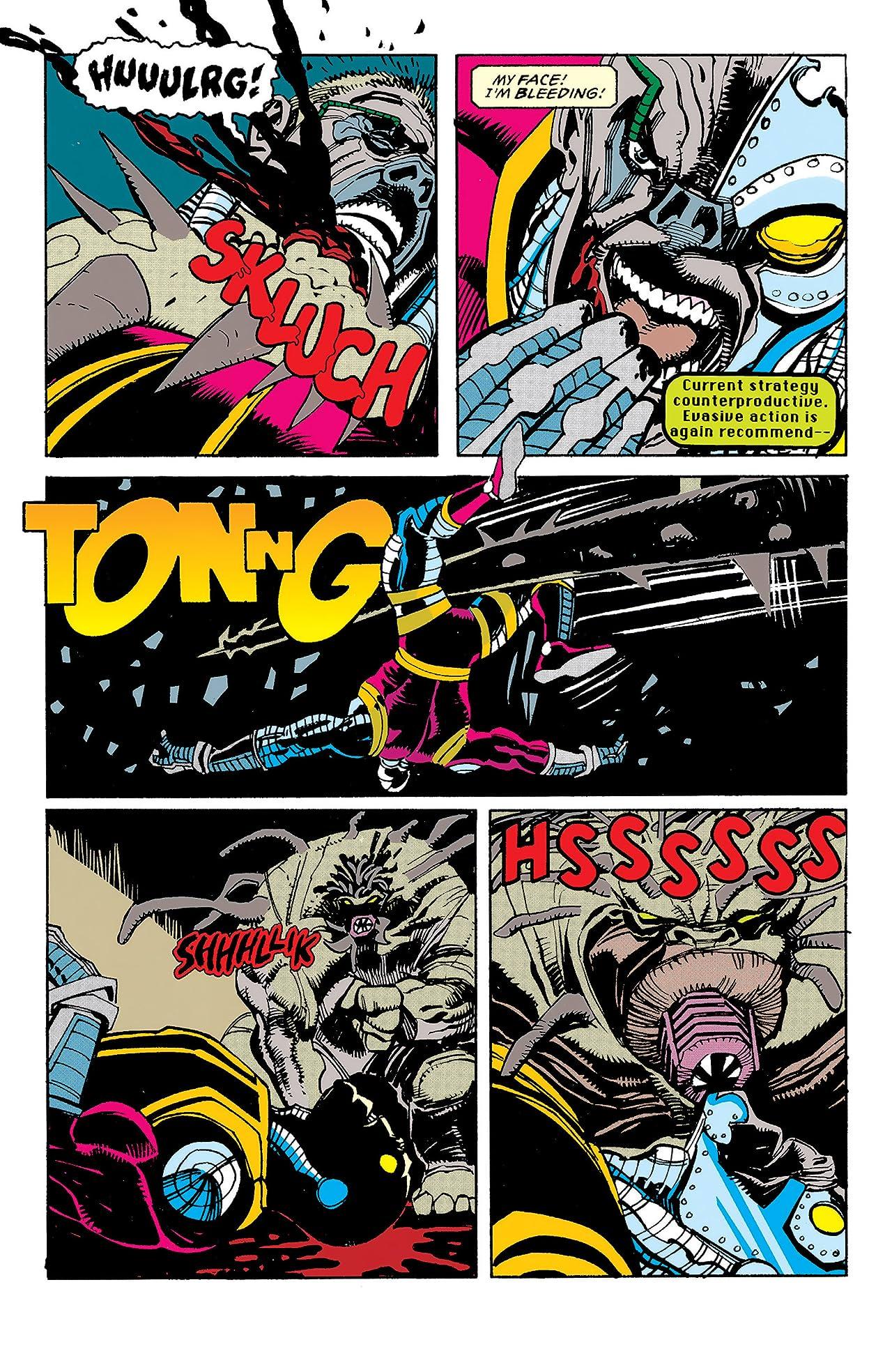 Deathlok (1991-1994) #15