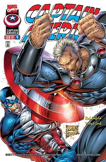 Captain America (1996-1998) #4