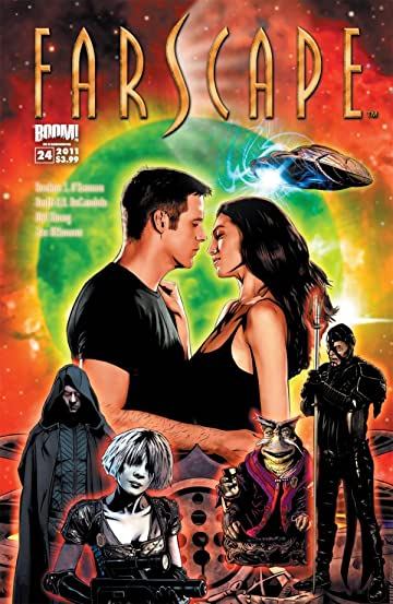 Farscape Vol. 4: Ongoing #24