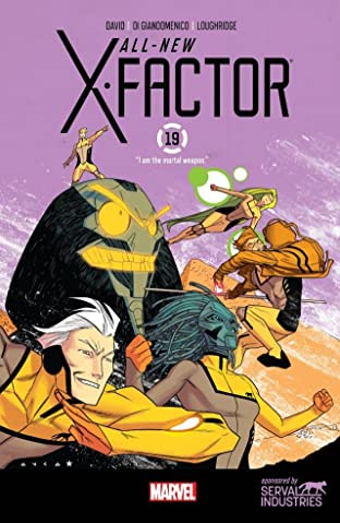 All-New X-Factor (2014-2015) No.19
