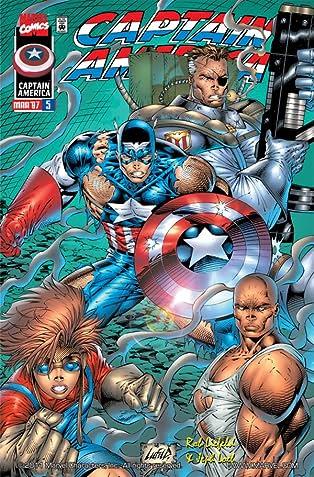 Captain America (1996-1998) #5