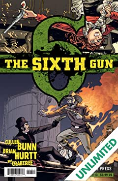 The Sixth Gun #13
