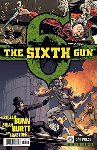 The Sixth Gun No.13