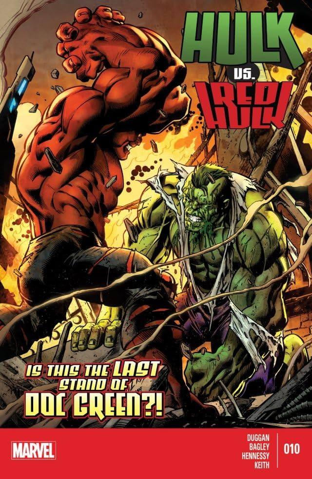 Hulk (2014-2015) #10