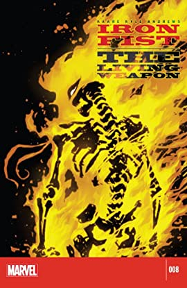 Iron Fist: The Living Weapon #8
