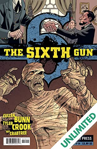 The Sixth Gun #14