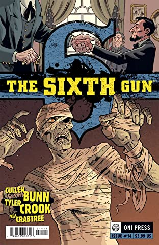 The Sixth Gun No.14