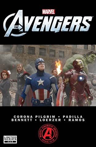Marvel's The Avengers #2 (of 2)