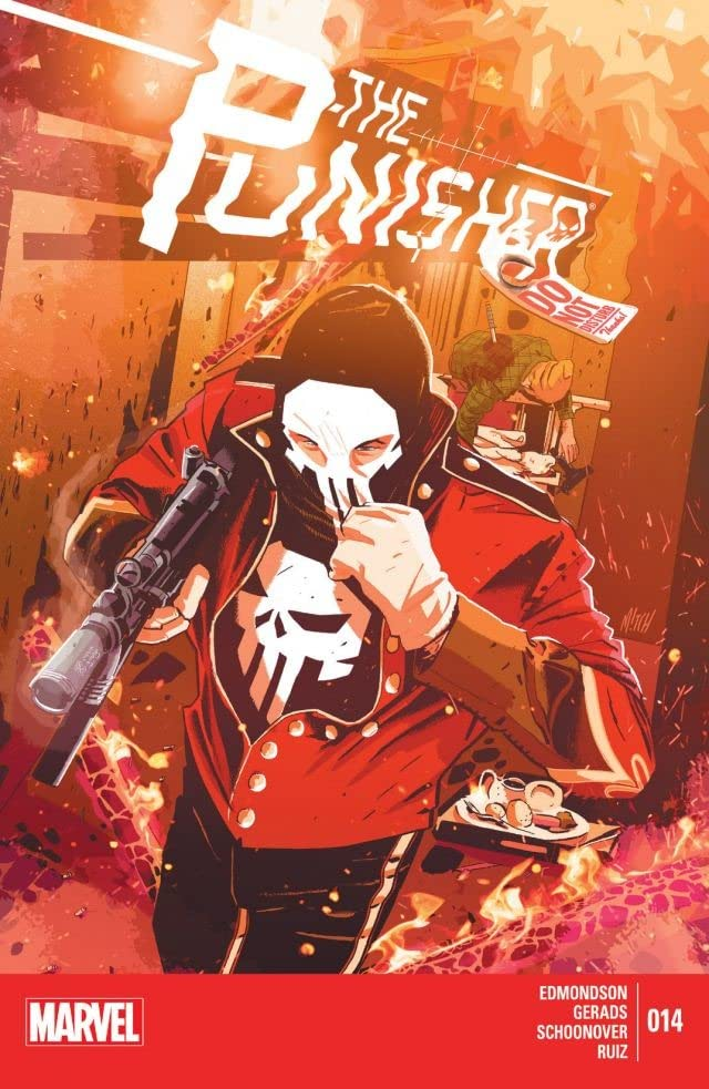 The Punisher (2014-2015) #14