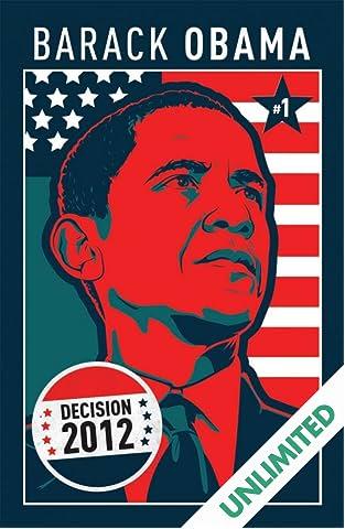 Decision 2012: Barack Obama #1