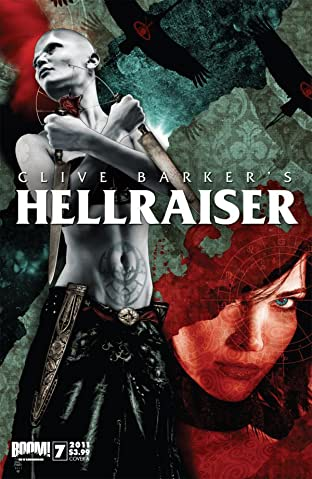 Hellraiser No.7