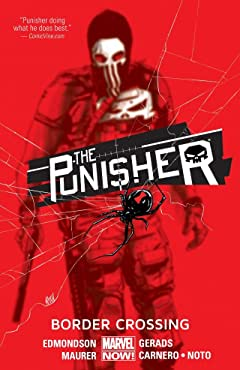 The Punisher Vol. 2: Border Crossing