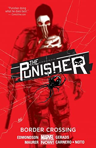 The Punisher Tome 2: Border Crossing