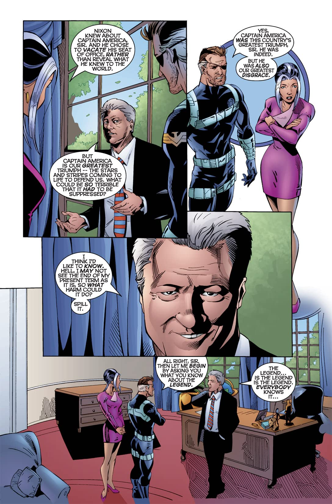 Captain America (1996-1998) #7