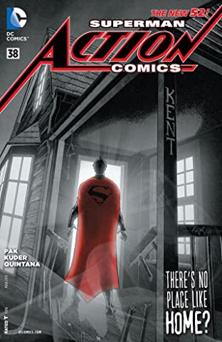 Action Comics (2011-2016) #38