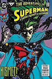 Adventures of Superman (1986-2006) #494