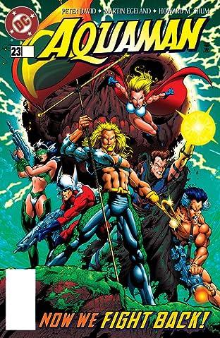 Aquaman (1994-2001) #23