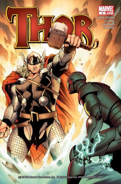 Thor (2007-2011) #3