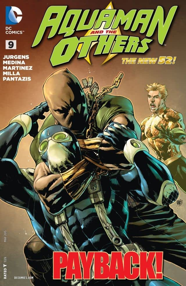 Aquaman and the Others #9