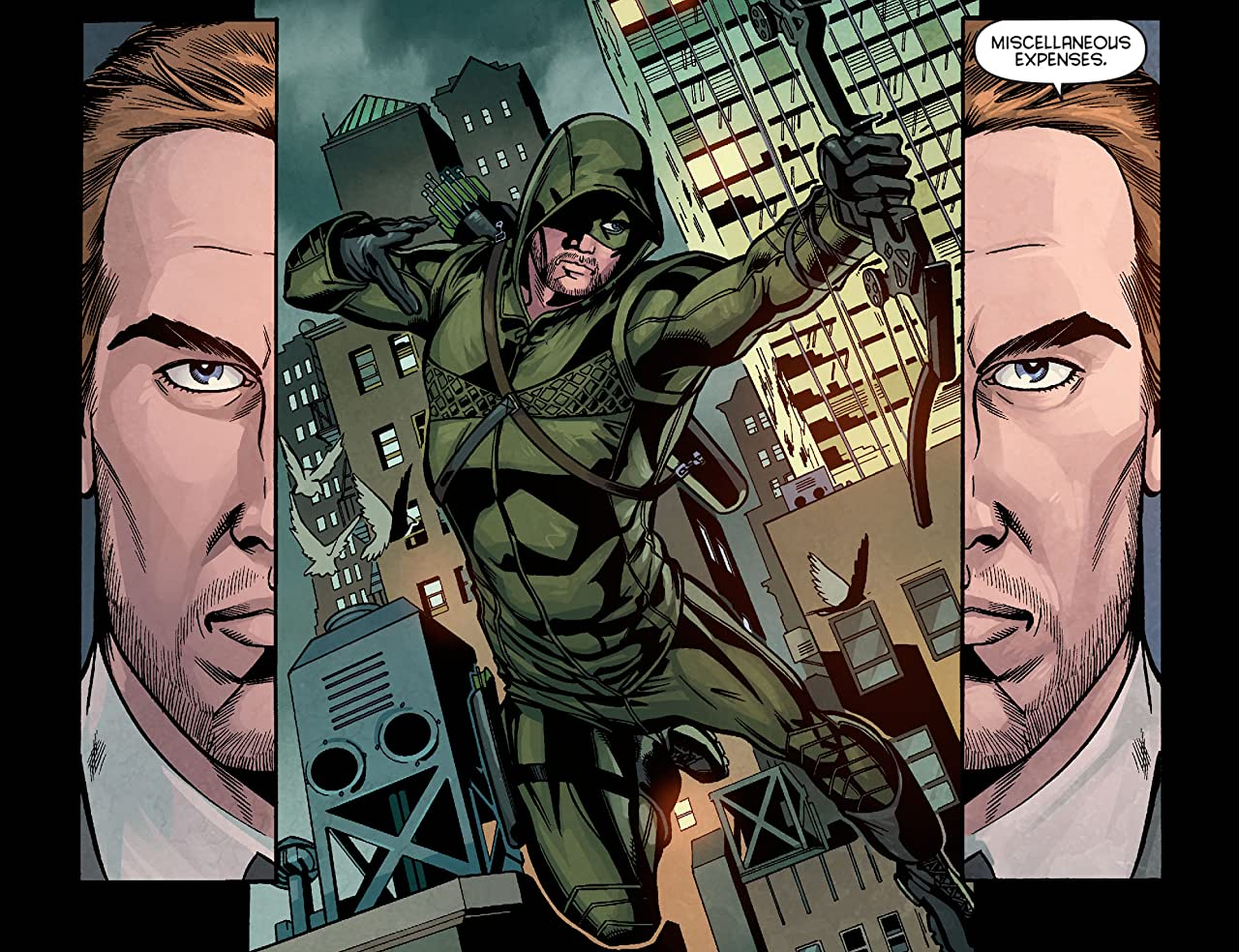 Arrow: Season 2.5 (2014-2015) #10