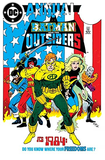 Batman and the Outsiders (1983-1987): Annual #1