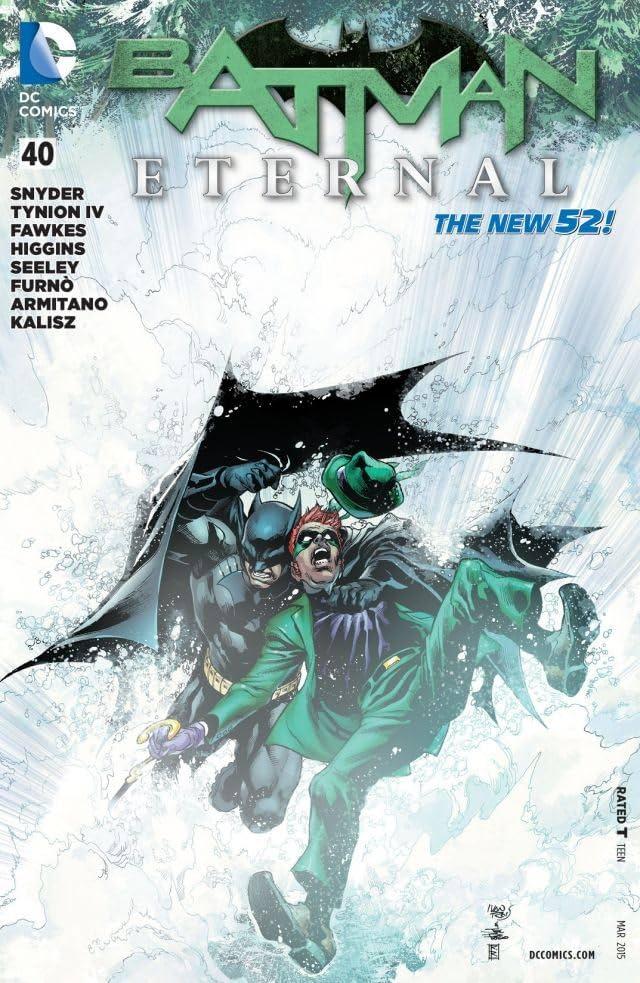 Batman Eternal (2014-2015) #40