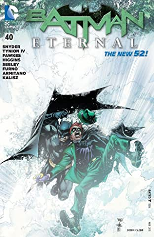 Batman Eternal (2014-2015) #40