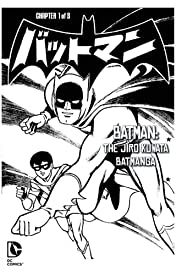 Batman: The Jiro Kuwata Batmanga #28