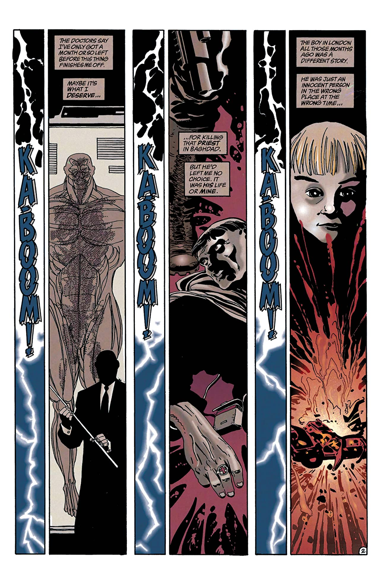 Deathblow (1993-1996) #6