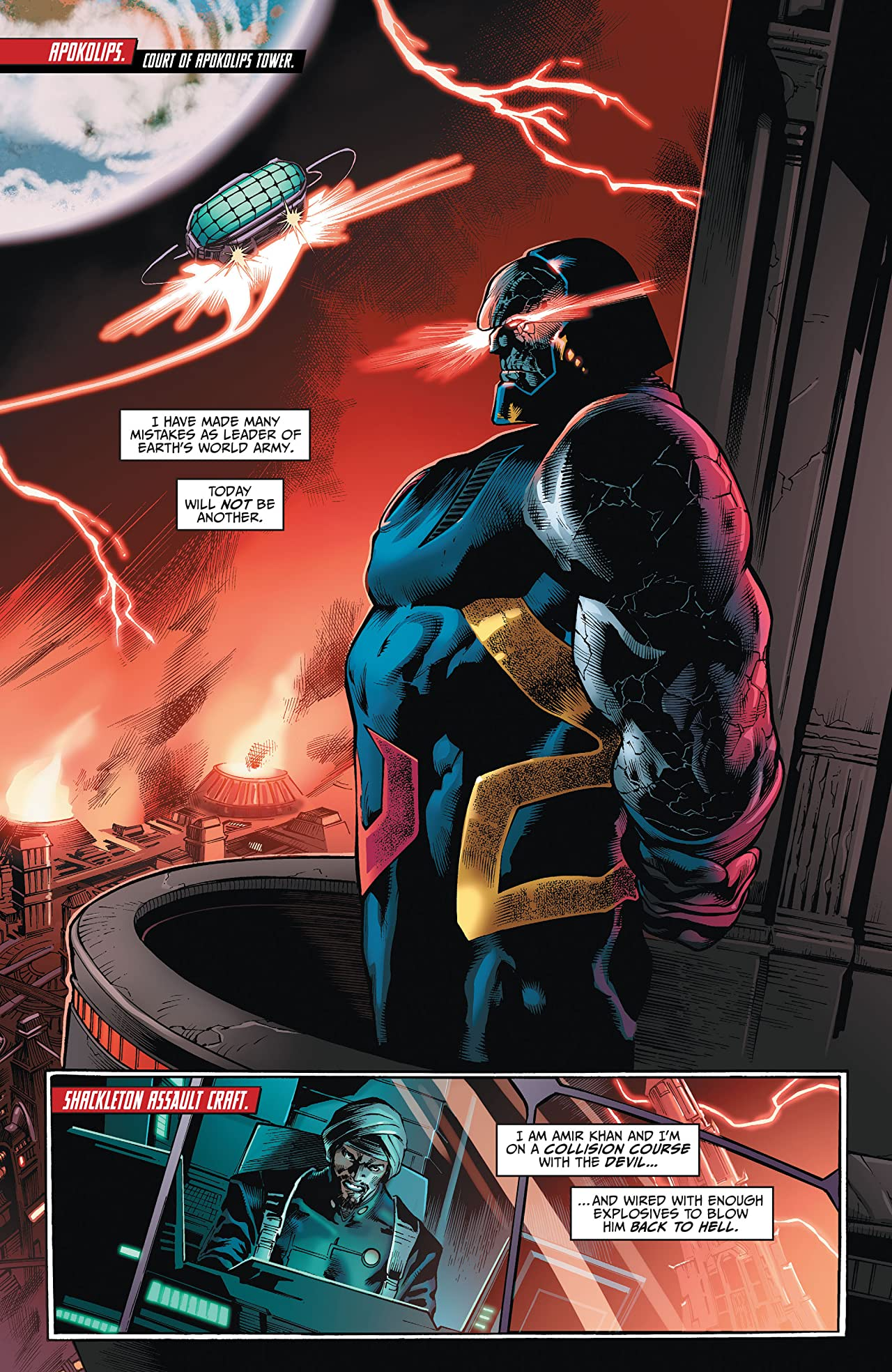 Earth 2: World's End (2014-2015) #14