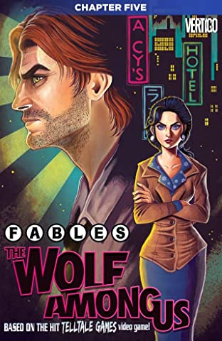 Fables: The Wolf Among Us No.5